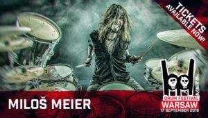 Meinl Drum Festival 2016: Another Artist Confirmed