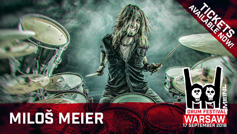 Meinl Drum Festival 2016: Another Artist Confirmed