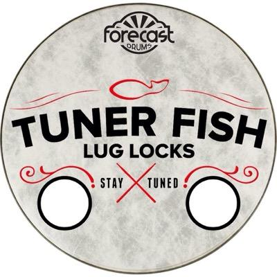 Tuner Fish Lug Locks
