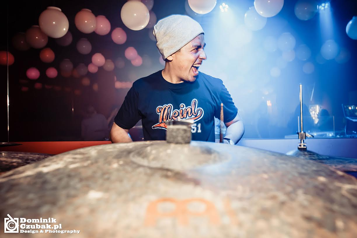 Manolo joins Meinl family