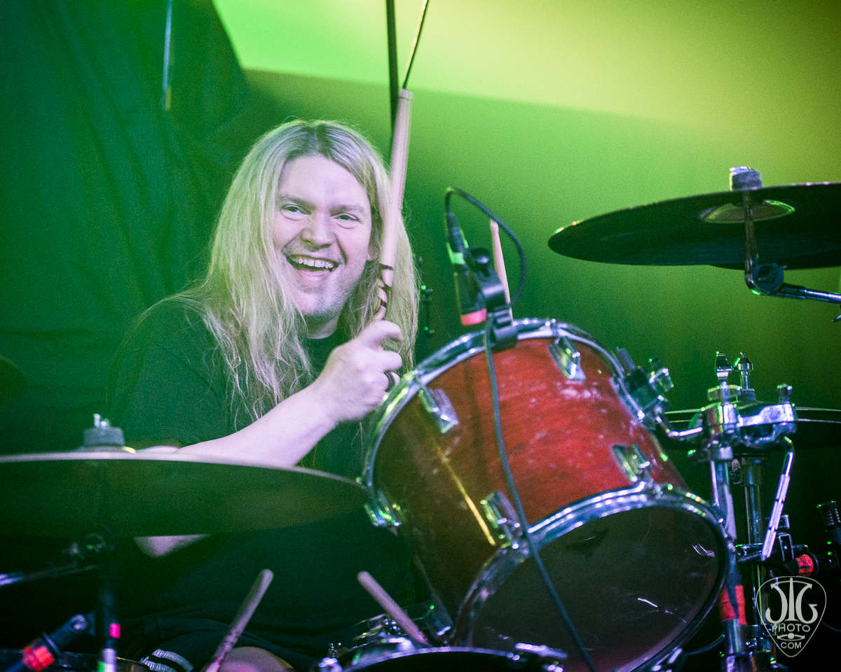 Corrosion of Conformity drummer is out of the band
