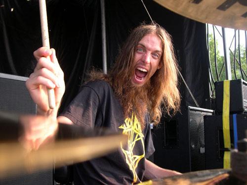Dirk Verbeuren joins Megadeth