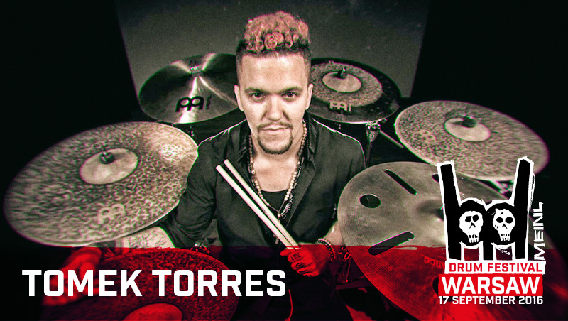 Meinl Drum Festival 2016: T. Torres