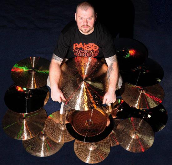 Riverside Drummer Opens Vinyl Shop