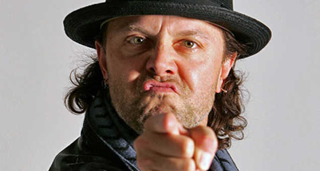 Lars Ulrich was about to be fired from Metallica