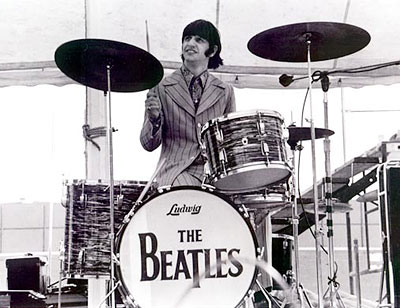 Ringo Starr joined The Beatles 54 years ago