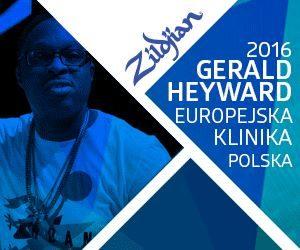 Gerald Heyward to perform in Poland