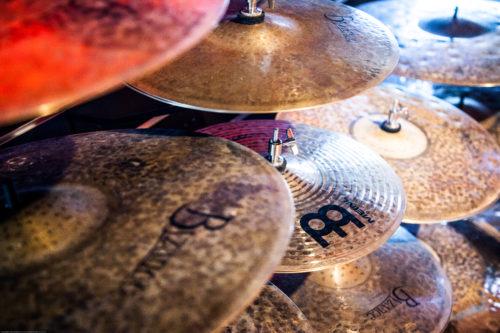 Meinl Drum Festival 2016: Merch Exhibition