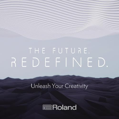 ROLAND announce new products