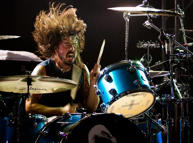 Dave Grohl is working on new album