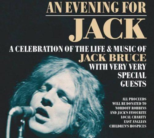 Jack Bruce Celebration