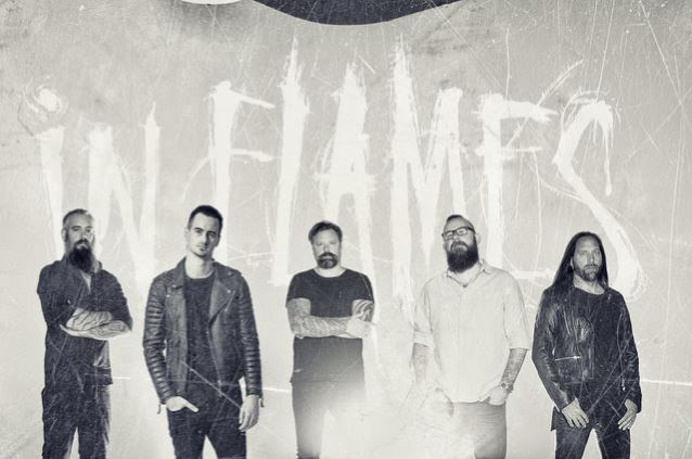 In Flames announces new drummer