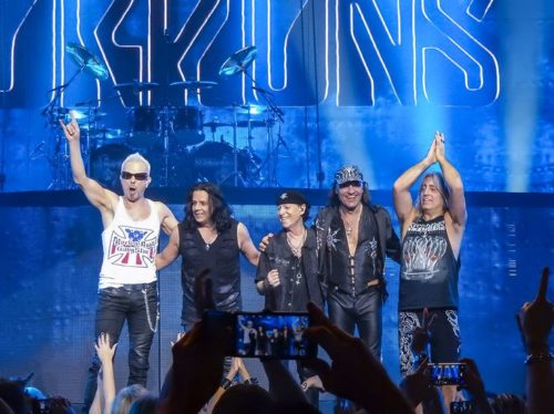 Mikey Dee & Scorpions