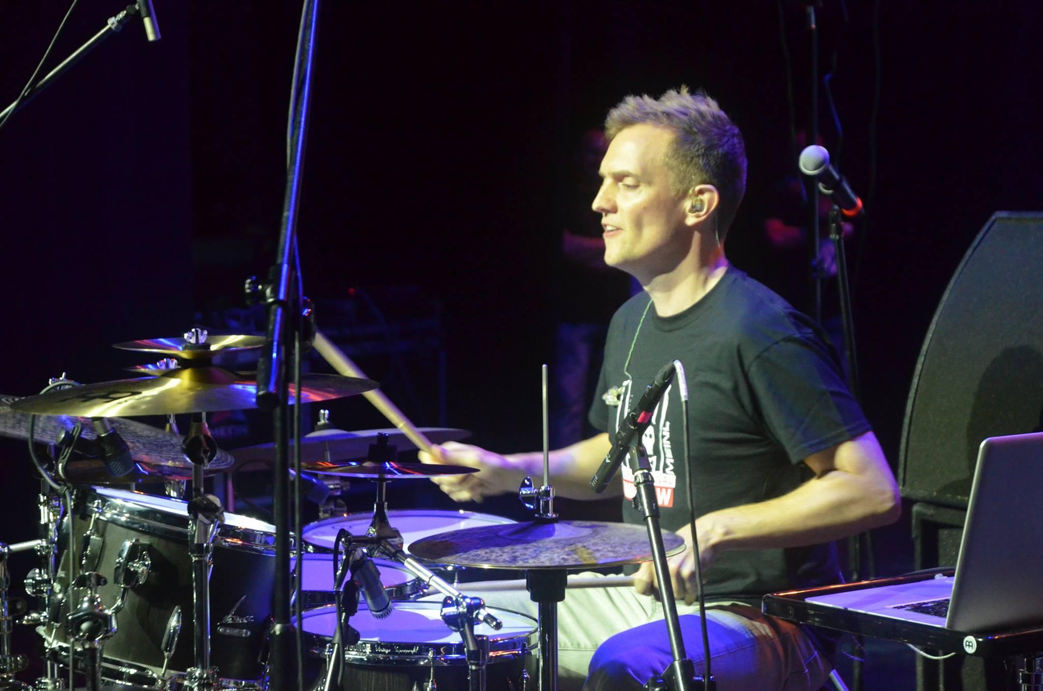 Meinl Drum Festival 2016: Jost Nickel