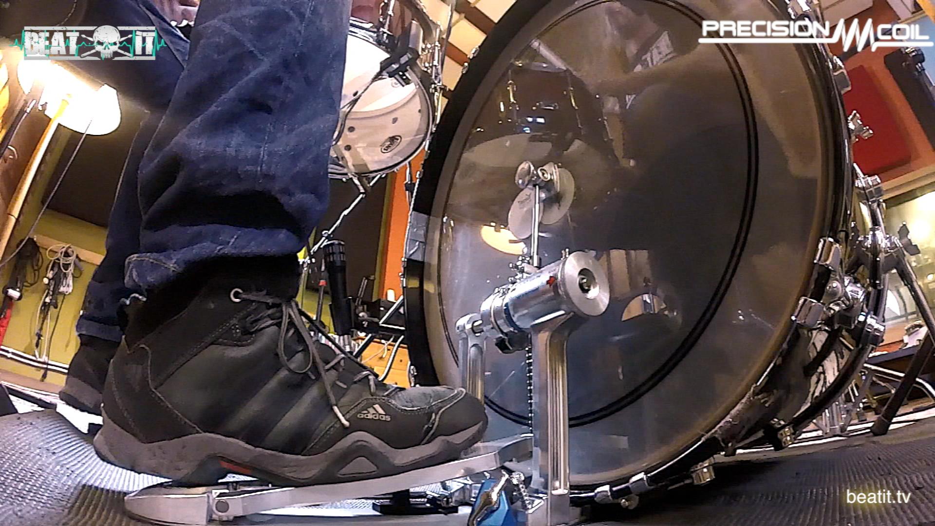 BeatIt Presents: Dixon Precision Coil Foot Pedal