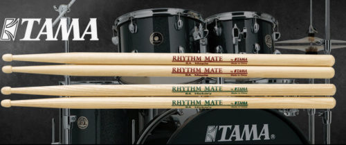 New Tama Rhythm Mate Stick Models