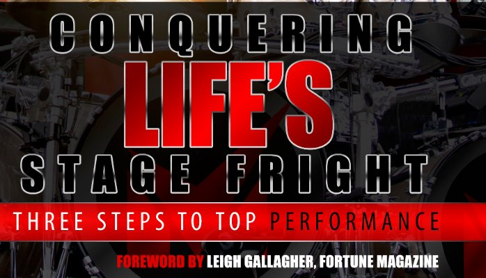 Some knowledge about overcoming stage fright