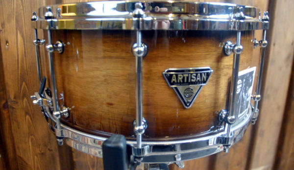 BeatIt Presents: Dixon Artisan Chris Brady Snare