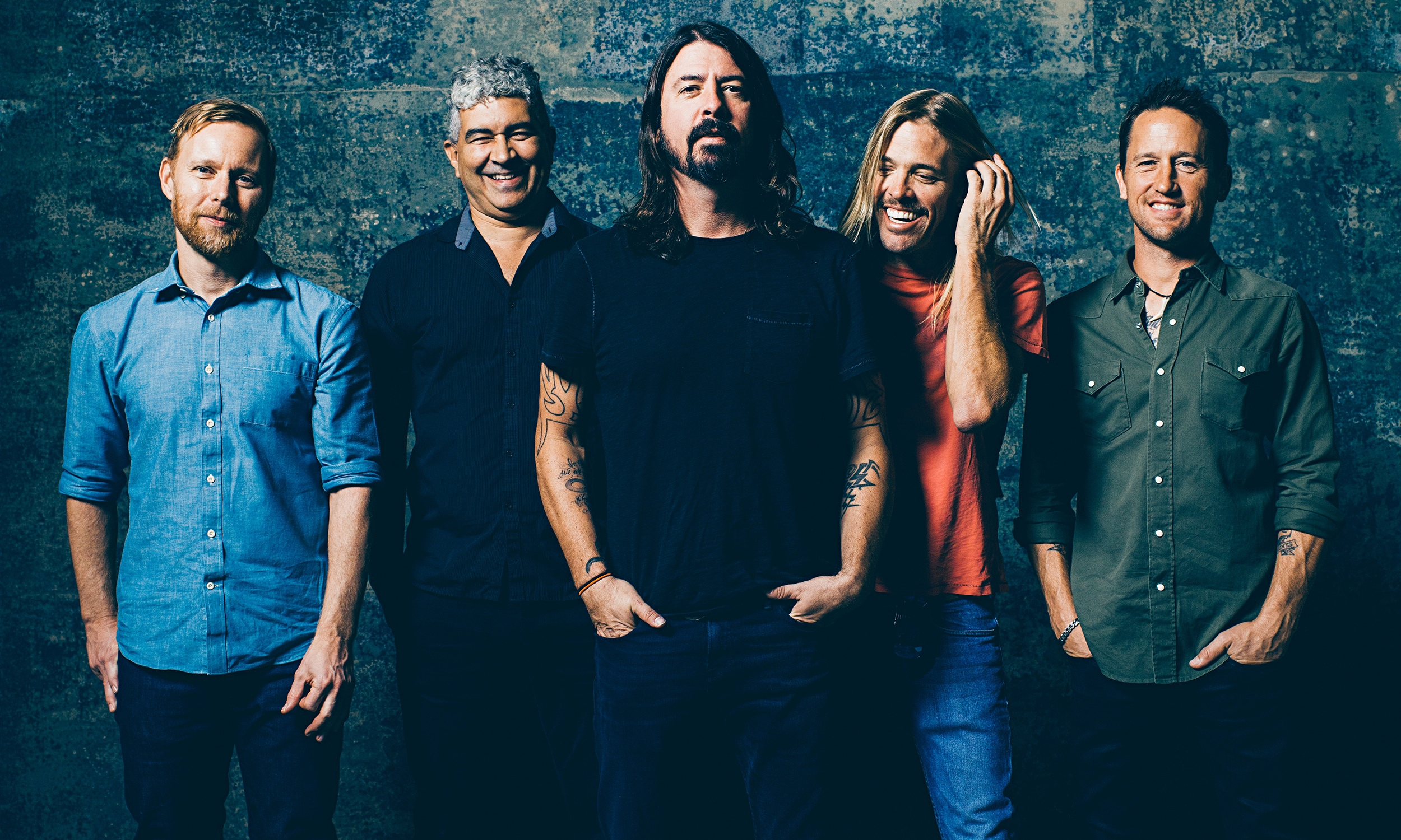 Foo Fighters will perform in Poland
