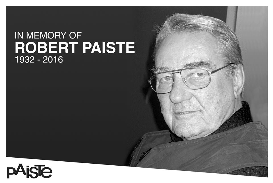 Robert Paiste passed away