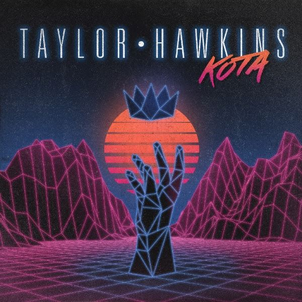 Taylor Hawkins announces his solo debut
