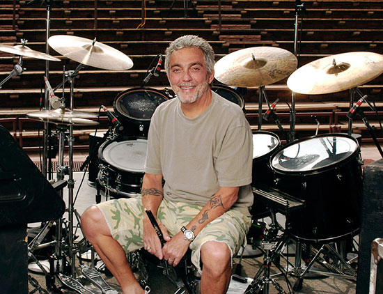 Vic Firth release new Steve Gadd signature products