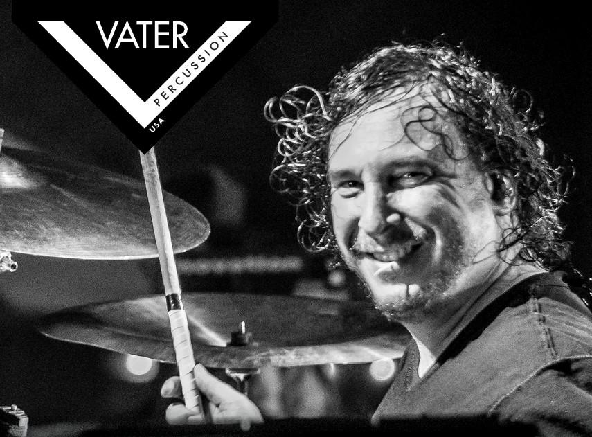 Vater Cool Breeze- new Abe Cunningham signature drumsticks