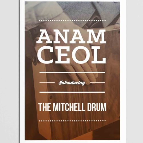 The Mitchell Drum: electric-acoustic cajon