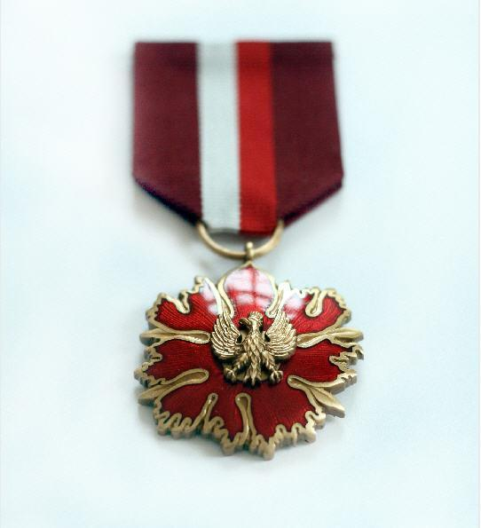 Polish drummers were awarded medals