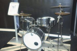 British Drum Company at London Drum Show 2016