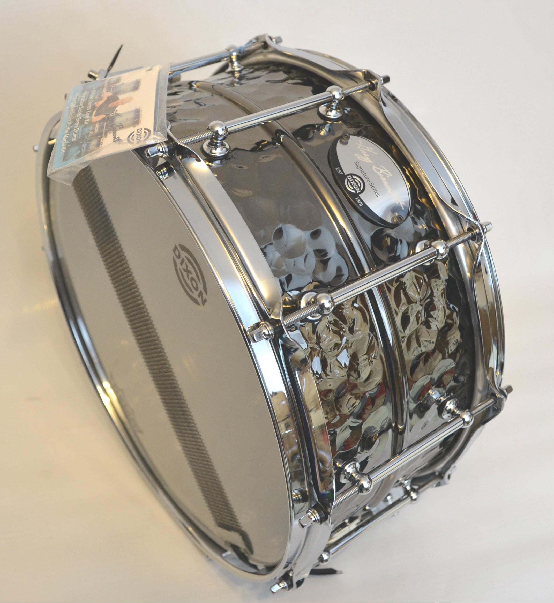 BeatIt Test: Dixon Gregg Bissonette Signature Snare