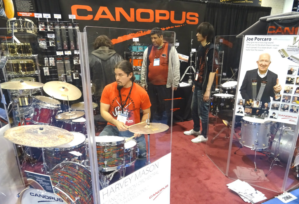 CANOPUS DRUMS