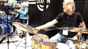 NAMM 2017: Gregg Bissonette and Jerry Gaskill Live
