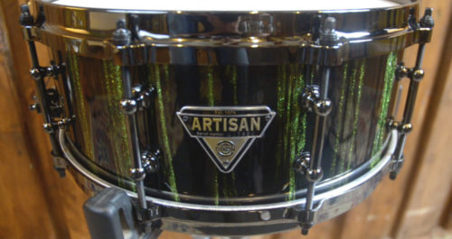 BeatIt Presents: Dixon Artisan PDSAR554HB2 Snare Drum
