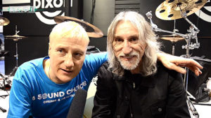 NAMM 2017: Gregg Bissonette & Jerry Gaskill Interview for BeatIt