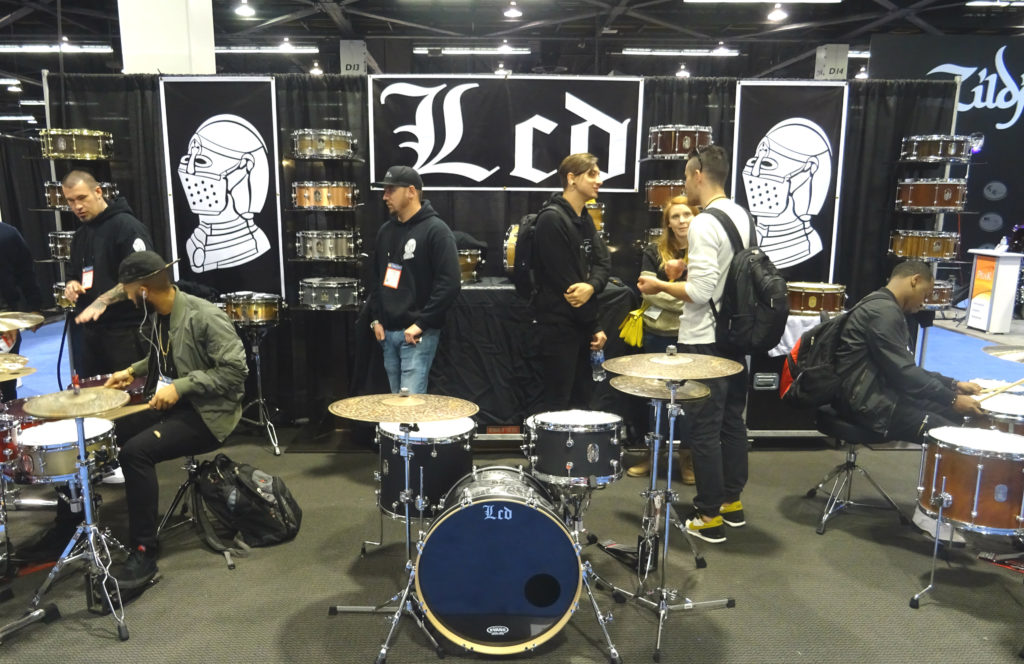 LCD DRUMS