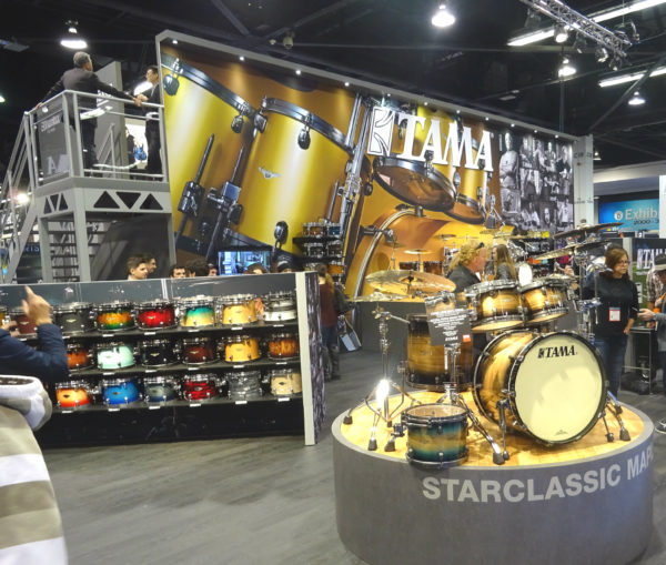 NAMM 2017: Photo Gallery
