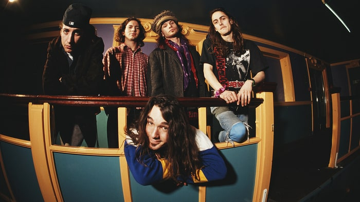 Dave Abbruzzese in his Pearl Jam days