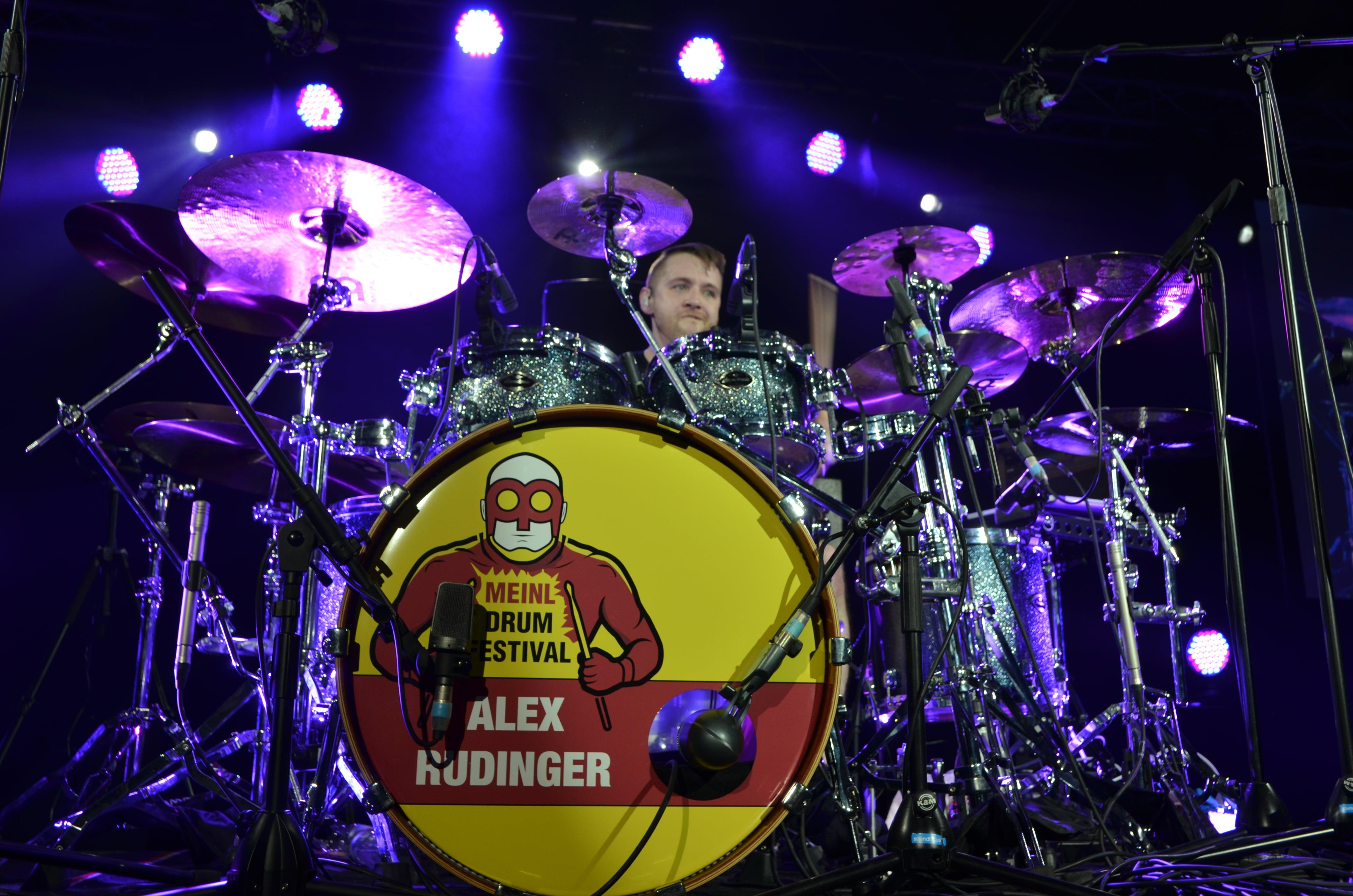 Meinl Alex Rudinger