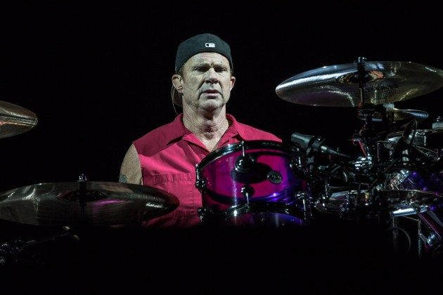 Drummer Chad Smith on Red Hot Chili Peppers' future