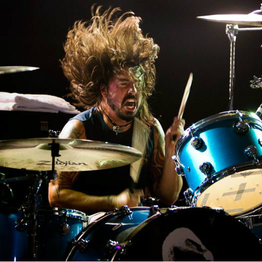 Dave Grohl Nirvana