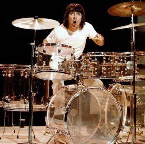 Keith Moon beatit.tv