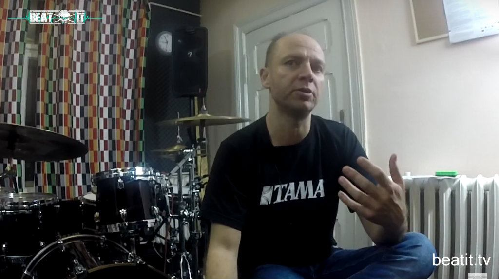 Peter Szendofi Interview for BeatIt, Pt. 6