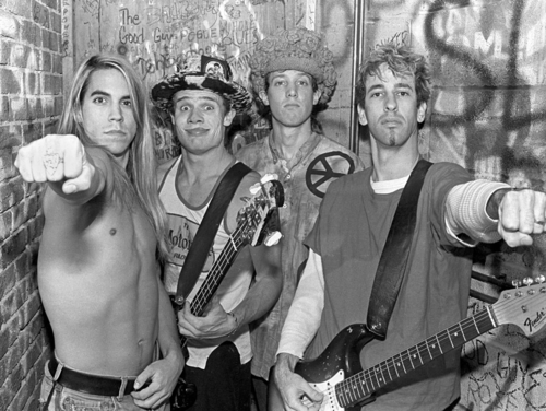 Jack Irons and RHCP