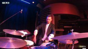 Robert Rasz & Marcin Łosik Trio – drum solo