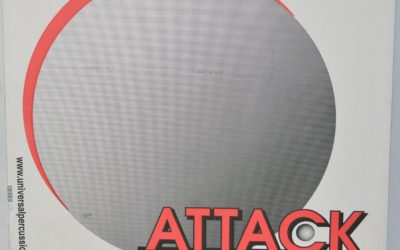 BeatIt Test: Attack Drumheads Single-ply drumheads set