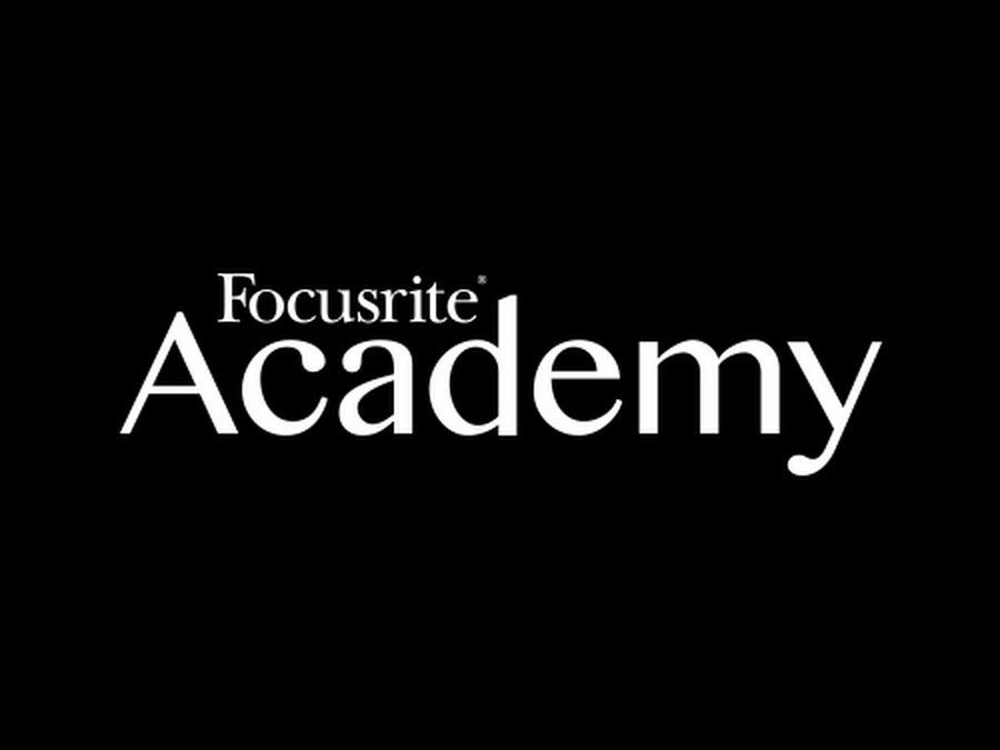Drums Recording Techniques with Focusrite Academy
