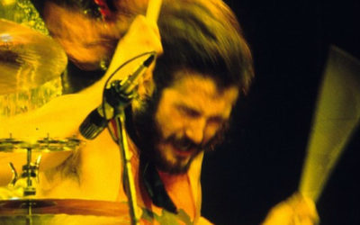 10 Heavy Hitting Drummers Of All Time