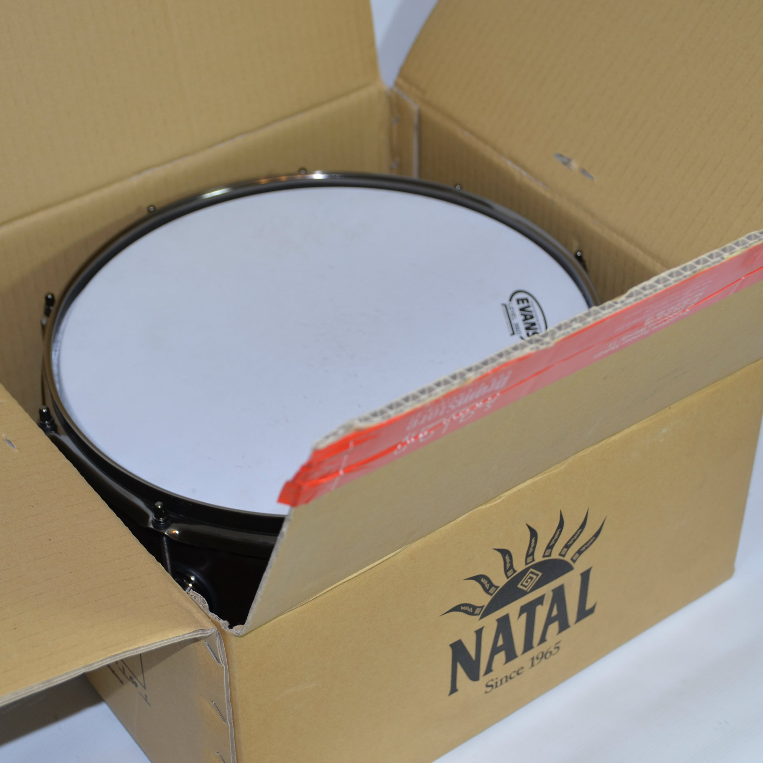 Natal Snare Drum Package