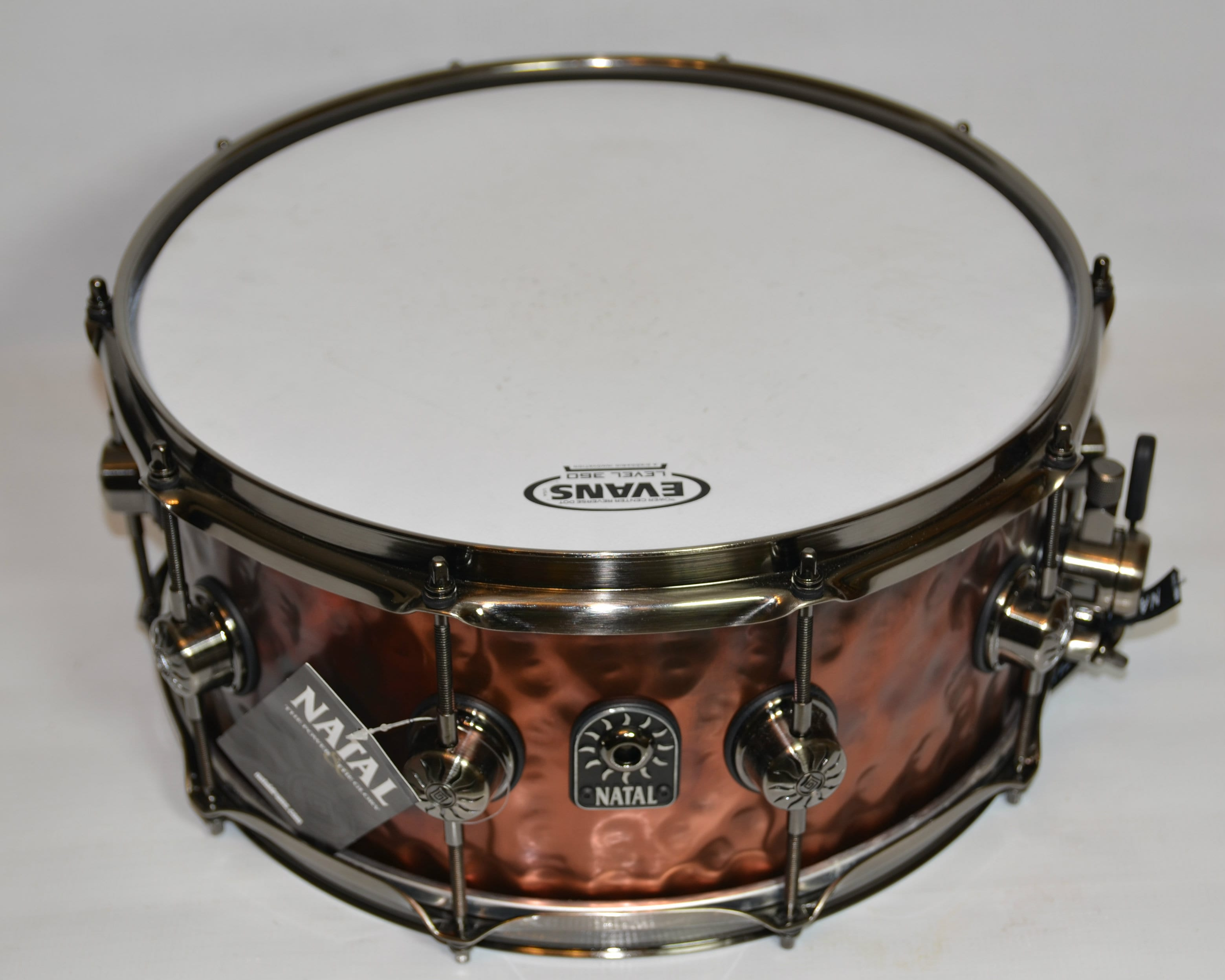 Natal Snare Drum Overall look